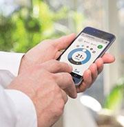 Вграден Wi-fi контрол климатици Arielli